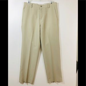 KENNETH COLE REACTION Beige Dress Pants 32 x 30